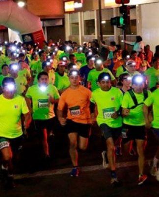 2.500 deportistas dieron vida al Desafío Nocturno IND 2016