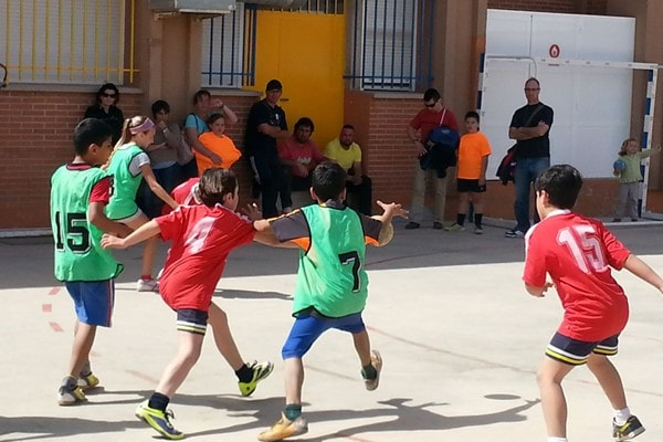 Instalaciones Deportivas: los peligros en los colegios