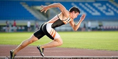 Ropa de atletismo