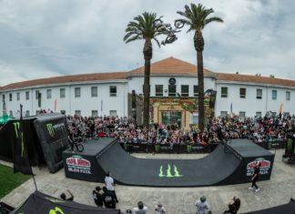 El Monster City Tour en Puente Alto