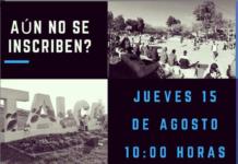 Afiche: @3x3Talca
